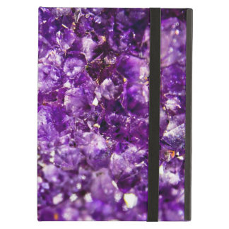 Violet Stone iPad Cover