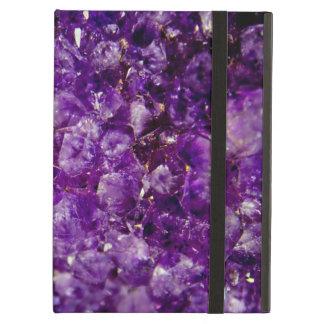 Violet Stone iPad Cases