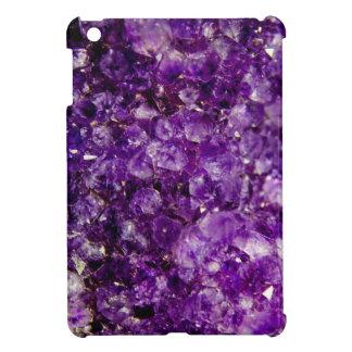 Violet Stone iPad Mini Cases