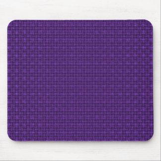 Violet Texture Mouse Pad
