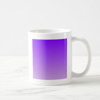 Violet to Wisteria Horizontal Gradient Coffee Mug