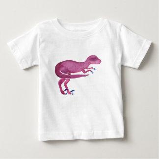Violet Velociraptor Baby T-Shirt