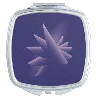 Violet wings vanity mirrors