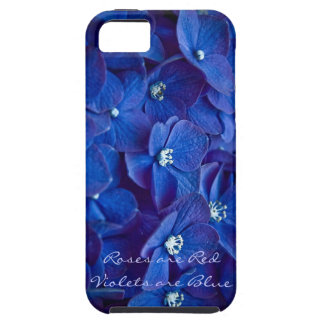 """""""Violets are Blue"""" iPhone 5 Vibe Case iPhone 5 Case"""
