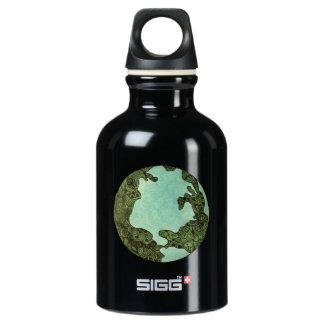 Violet's Earth water bottle