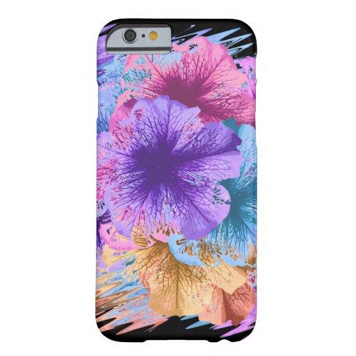 Violets Gone Wild iPhone 6 Case
