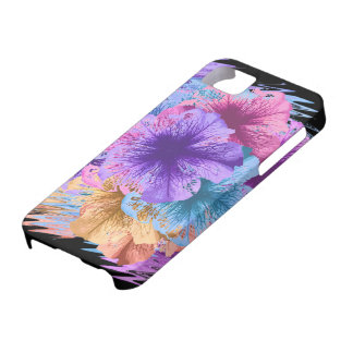 Violets Gone Wild iPhone 5 Case