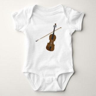 Violin Baby Bodysuit