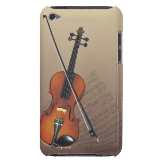 Violin Barely There iPod Covers