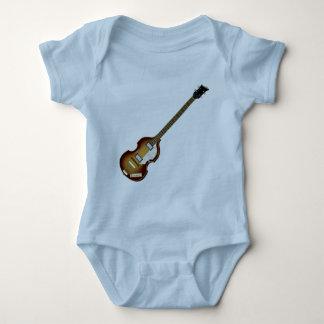 Violin Bass Baby Bodysuit