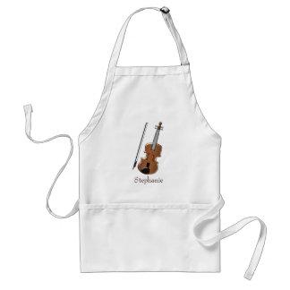 Violin Customized Standard Apron