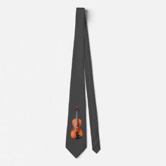 Violin Design Tie