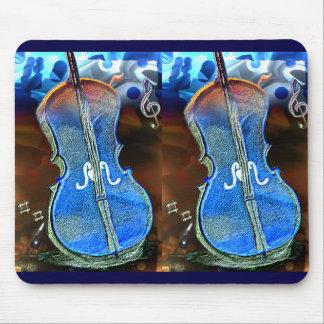 Violin Duo Art Mousepad