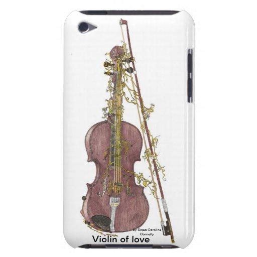 Violin fashion iPod touch case