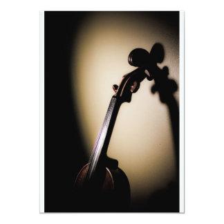 Violin Invitation Recital Notice