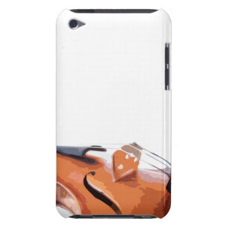 Violin ipod case barely there iPod cover