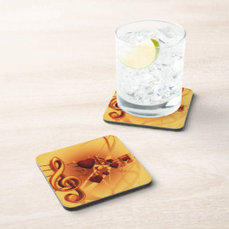 Violin key coaster