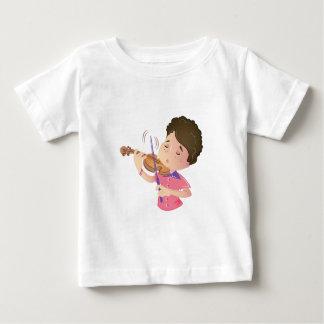 Violin Kid Baby T-Shirt