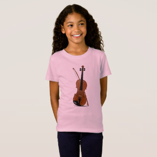 Violin Lovers, Musical String Instruments T-Shirt