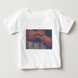 Violin Music Instrument Classic Musical Instrument Baby T-Shirt