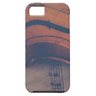 Violin Music Instrument Classic Musical Instrument iPhone 5 Cover