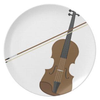 Violin Plate