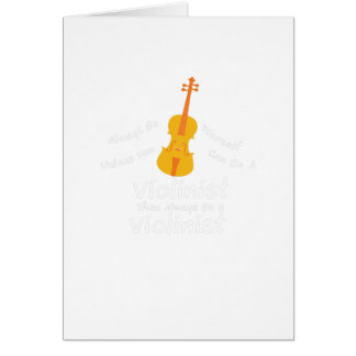 Violin Player Gif You Can Be A Violinist Card