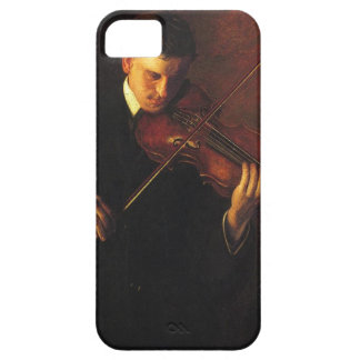 Violin Player iPhone 5 Cover