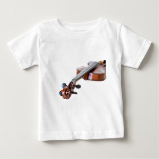 Violin scroll baby T-Shirt