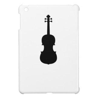 Violin Silhouette iPad Mini Cover