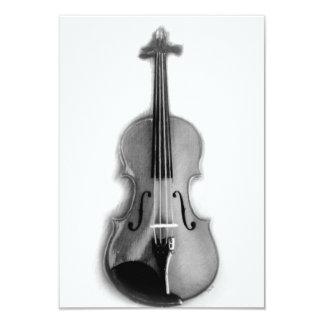 Violin Sketch Cards