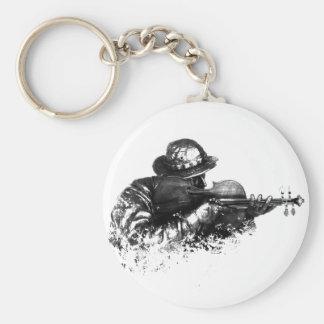 violin sniper key ring
