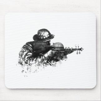 violin sniper mouse pad