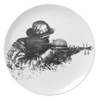 violin sniper plate