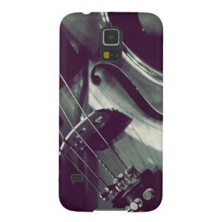 Violin Viola Cello l Photography Galaxy S5 Covers