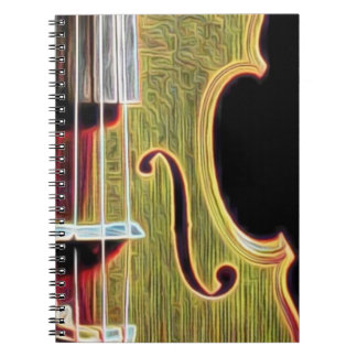 Violin, Viola, Cello? Notebook