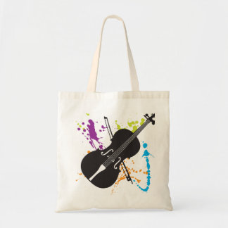 Violin, Viola, Cello or Bass tote bag