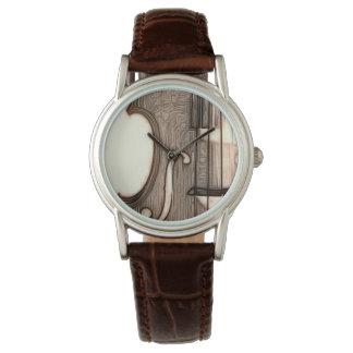 Violin, Viola, Cello? Wrist Watch