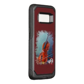 Violin/Violin OtterBox Commuter Samsung Galaxy S8 Case