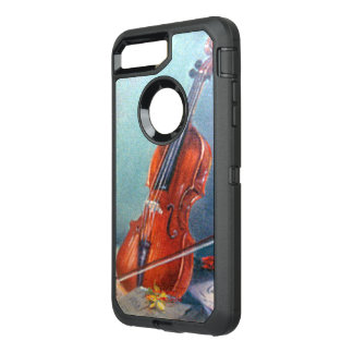 Violin/Violin OtterBox Defender iPhone 8 Plus/7 Plus Case