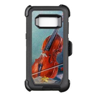 Violin/Violin OtterBox Defender Samsung Galaxy S8 Case