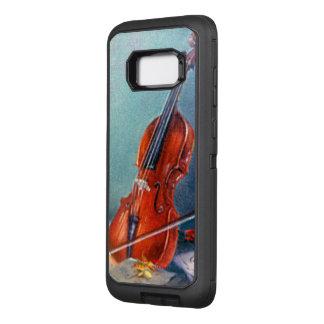 Violin/Violin OtterBox Defender Samsung Galaxy S8+ Case