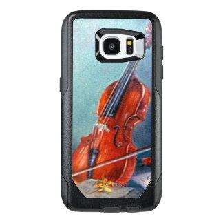 Violin/Violin OtterBox Samsung Galaxy S7 Edge Case