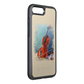 Violin/Violin OtterBox Symmetry iPhone 8 Plus/7 Plus Case
