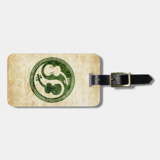 Violin Yang Luggage Tag