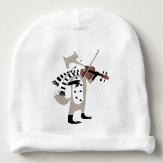 violinist baby beanie
