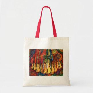Violins Tote Bag