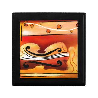 Vioselinna - violin backed beauty gift box