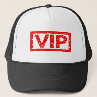 VIP Stamp Trucker Hat