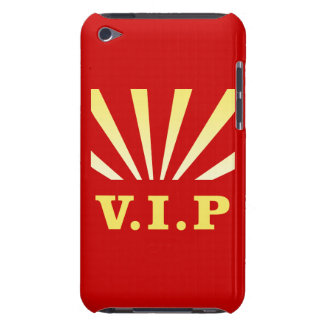 VIP sunburst iPod Case-Mate Cases